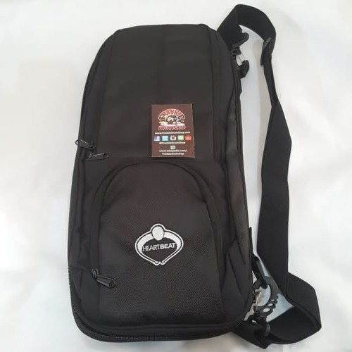 Foto Produk Heartbeat HBC004 - Black Drum Stick Bag dari FrankieDrumShop