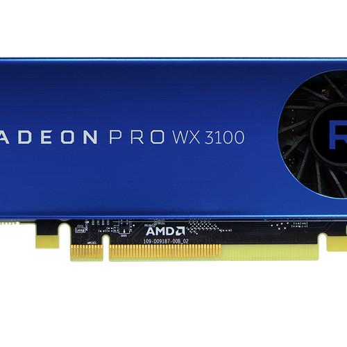 Foto Produk Radeon Pro WX 3100, 1219MHz, 4GB GDDR5, Graphics Card dari fortune store indonesia
