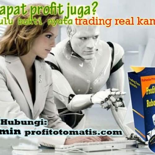 Foto Produk Paket Pelatihan & Produk Robot Trading Forex Autopilot Otomatis dari Profit Otomatis