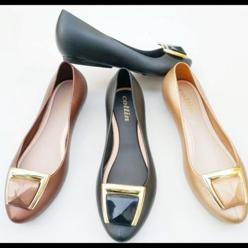 Foto Produk Sepatu Flat Murah - Jelly Shoes Murah / Sepatu Flat Shoes Murah dari Sepatu Flat Murah