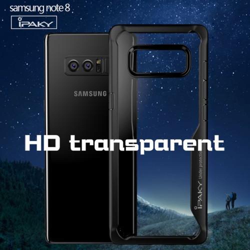 Foto Produk Case Samsung Galaxy Note 8 Ipaky Bumper Aprolink dari BJ Shop 88