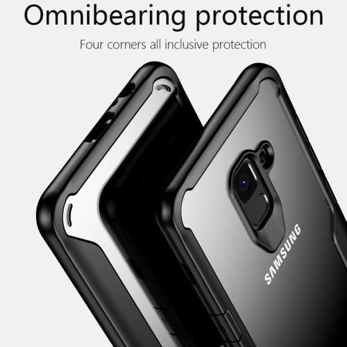 Foto Produk Case Samsung Galaxy A8 2018 Ipaky Bumper Aprolink dari BJ Shop 88