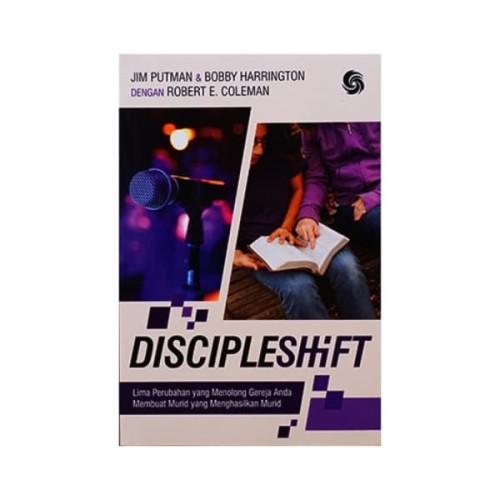 Foto Produk Buku DiscipleShift dari 180 christian store