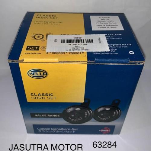 Foto Produk Klakson Classic 12 V Disc double Hella 3AM 012 588 - 151 -63284 dari Jasutra motor