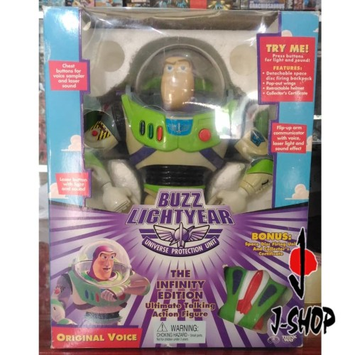 Foto Produk Toy Story - Buzz Lightyear - The Infinity Editon dari J-SHOP INDONESIA