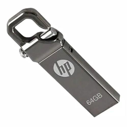 Foto Produk Flashdisk HP 64GB/Usb Flash Drive HP 64GB dari maju jaya d
