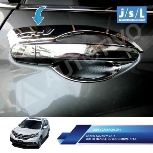 Foto Produk Grand All New CRV Outer Handle Cover Chrome/Aksesoris Honda CRV dari Era Otomotif