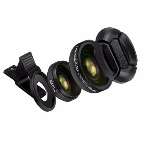 Foto Produk Apexel Lens Converter Wide & Macro 37mm for Smartphone dari Rajawalidigital