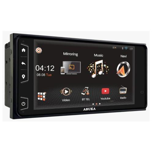 Foto Produk Headunit Android - TV Mobil Asuka OEM Toyota PTA 100 TY dari Asuka Car TV Shop