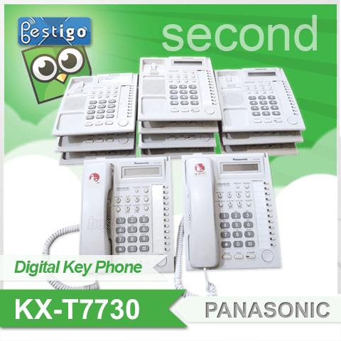 Foto Produk Telepon Digital Panasonic KX-T7730 Second dari BESTIGO PABX TELEPON