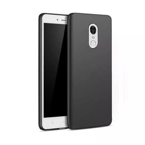 Foto Produk Case Matte Xiaomi Redmi Note 4 / Black Anti Minyak dari LowCostCell