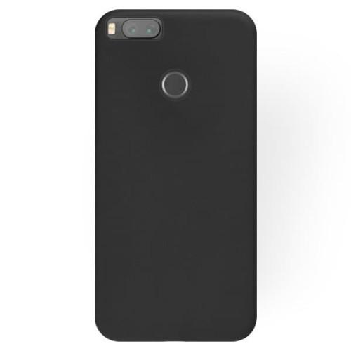 Foto Produk Case Matte Xiaomi MIA1 MI A1 / Black Anti Minyak dari LowCostCell