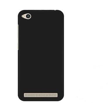 Foto Produk Case Matte Xiaomi Redmi 5A / Black Anti Minyak dari LowCostCell