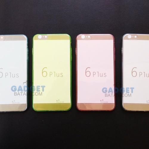 Foto Produk Case Silikon Iphone 5 / 5s / 6 / 6s / 6 plus / 6s plus dari Gadget_Batam