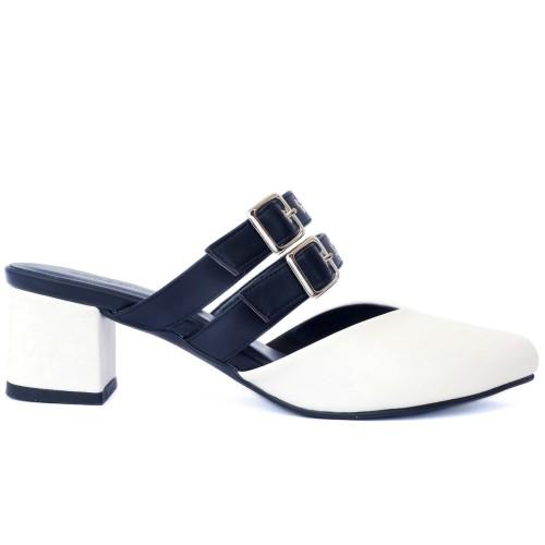 Foto Produk Selena Heels White - 36 dari Nakedsol