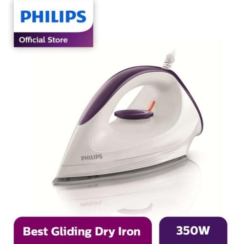 Foto Produk PHILIPS Dry Iron GC160/27 - Setrika GC 160 GC160 Garansi Resmi dari amac store