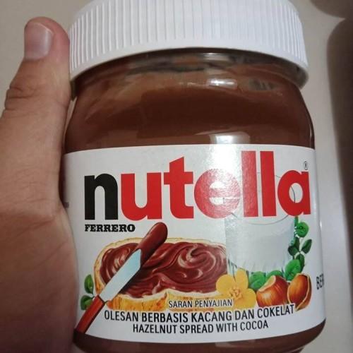 Foto Produk Nuttela Selai Kacang dan Cokelat Hazelnut With Cocoa 350 gr dari EugeneshopNN