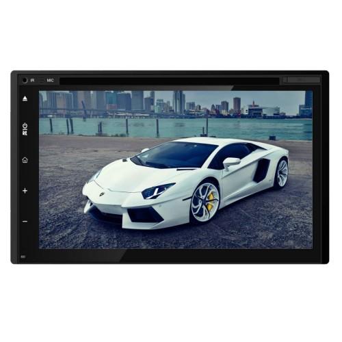 Foto Produk TV Mobil - Headunit - Double Din Mirai MR 6820M dari Asuka Car TV Shop