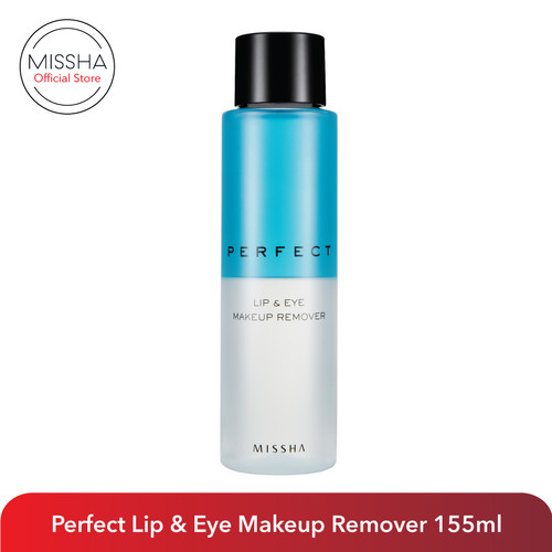 Foto Produk MISSHA Perfect Lip & Eye Make-Up Remover dari Missha Indonesia