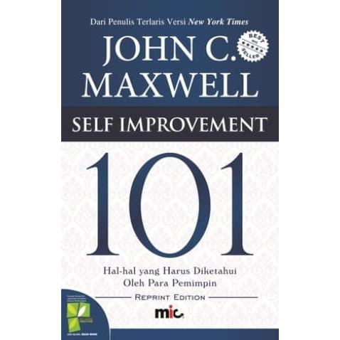 Foto Produk Buku Self Improvement 101 (HC) - John C. Maxwell dari 180 christian store