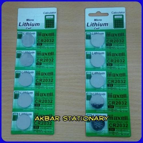 Foto Produk Spesial Price Baterai Cr2032 Untuk Timbangan Digital,Gluco dari Sinta Shop's
