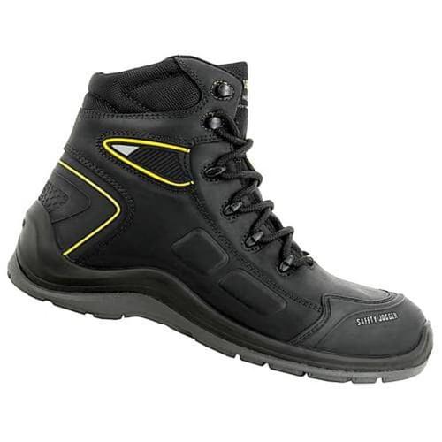 Foto Produk Sepatu Safety Jogger VOLCANO BLACK/HITAM S3 dari Mulia Komputer