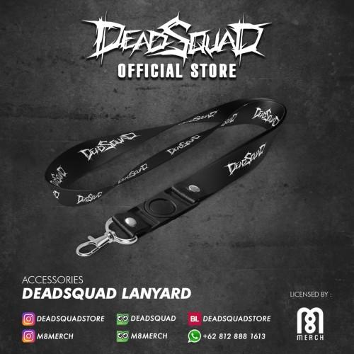 Foto Produk DeadSquad Lanyard dari M8 Merch