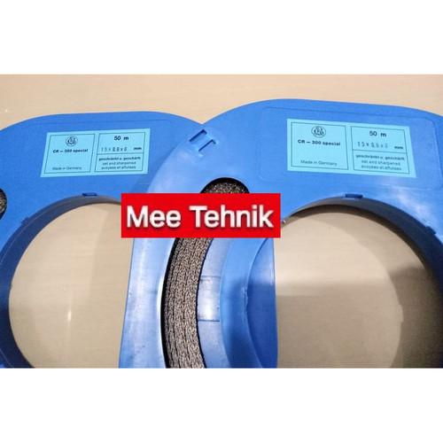 Foto Produk CARL RONTGENT (Pisau Gergaji Pita) 15 x 0.6 mm x T = 6 mm dari Mee Online Order