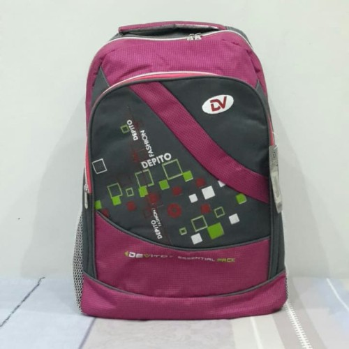 Foto Produk Tas Ransel Backpack Sekolah Murah Cewek Wanita Usia SD SMP dari Winston Abadi Jaya
