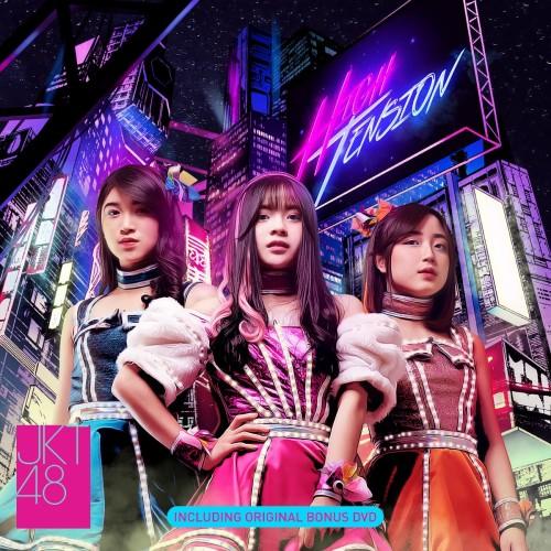 Foto Produk JKT48 High Tension (CD+DVD) dari JKT48 Official Shop
