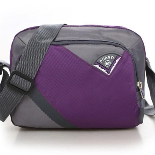 Foto Produk Multipurpose Nylon Women Sling bag / Tas Selempang dari Babyliss Master