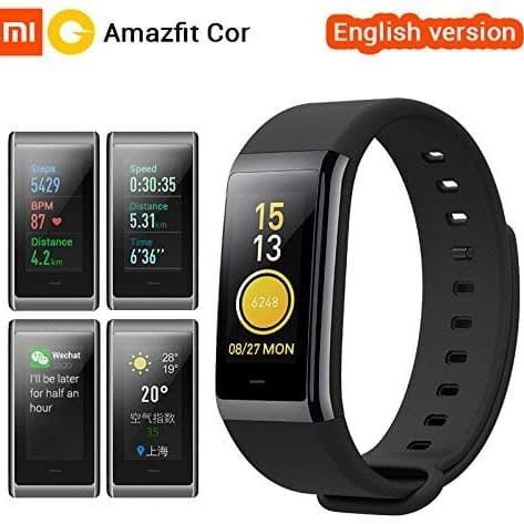 Foto Produk Amazfit Cor English Version Smart Watch dari CHRshopingcenter