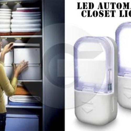 Foto Produk Lampu Lemari LED Otomatis Sensor Nyala Display Serbaguna Almari Multi dari KOBUCCAPRODUKUNIKCHINA