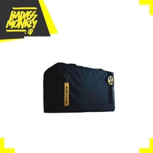 Foto Produk Sale Badass Monkey Duffle Travel Bag Black Best Product dari Toko Charly