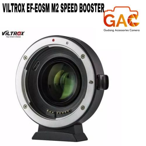 Foto Produk adapter VILTROX EF-EOS M2 speed booster dari GUDANG ACCESORIES CAMERA