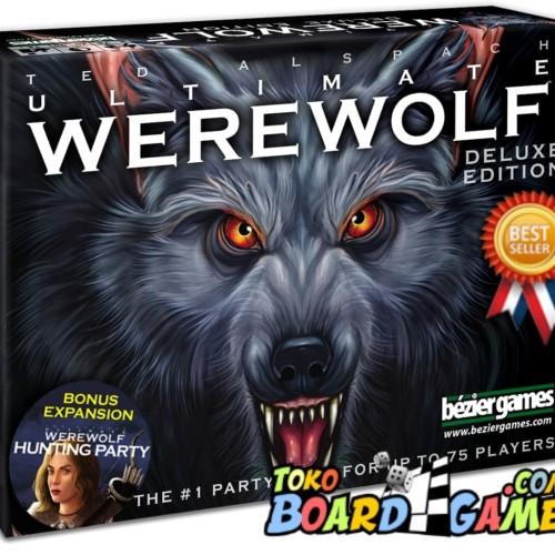 Foto Produk Ultimate Werewolf Deluxe Edition Board Game dari Toko Board Game