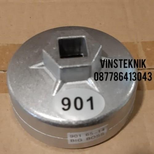 Foto Produk KUNCI OLI FILTER MANGKOK 64 MM BIG BOSS 64MM dari VINS TEKNIK