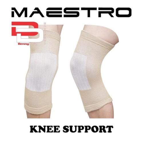Foto Produk New Knee support Maestro - Hitam Terlaris dari Julia Puccini acc