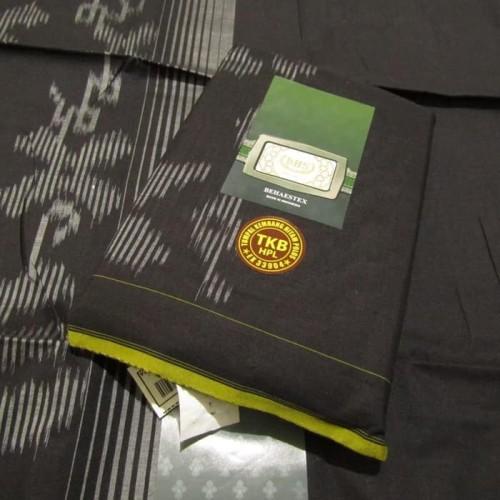 Foto Produk Promo Murah Sarung Bhs Gold Mercerized Tkb Hitam Polos - Hijau Muda dari Ridwann acc