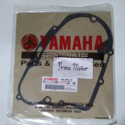 Foto Produk PACKING PAKING GASKET BAK KOPLING RX KING ORI YAMAHA YGP 3KA E5451 10 dari PrimaMotorKarya