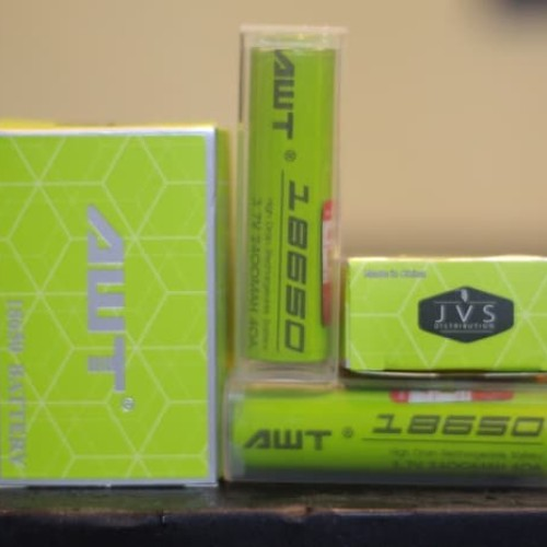 Foto Produk AWT Green Battery 2400mAh 40A Authentic Baterai dari Ada cinta