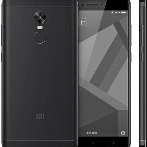 Foto Produk Xiaomi Redmi Note 4 3/64GB - Hitam dari King Android
