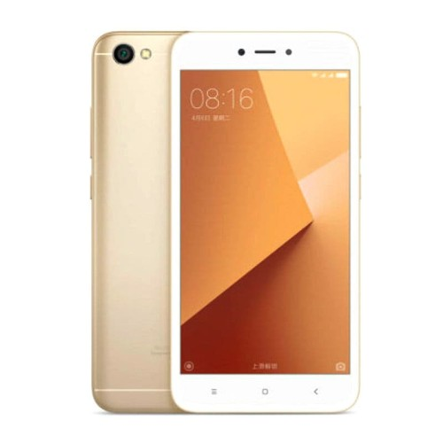 Foto Produk Xiaomi Redmi Note 5A RAM 2 ROM 16 - Kuning dari King Android