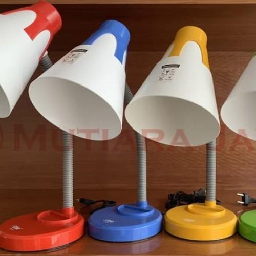 Foto Produk Lampu Meja Belajar Leher Fleksibel VDR dari TB.Mutiara Jaya