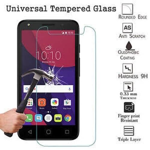 Foto Produk temperglass temper glass temperedglass tempered glass universal 5 inch dari Uniq-one shop