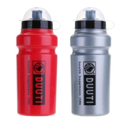 Foto Produk Duuti Bicycle Bottle - Botol Minum Sepeda - Merah dari vesantra