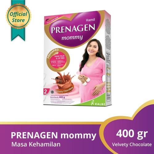 Foto Produk Prenagen Mommy Chocolate 400gr dari Prenagen World Official