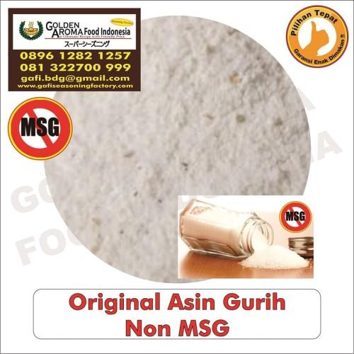 Foto Produk Bumbu Tabur Original Asin Gurih Non MSG 1 Kg, Bubuk Tabur Asin Gurih dari Pensil hb Asli Merk 2