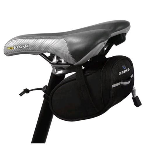 Foto Produk Tas Sepeda Sadel - Waterproof Saddle Bag dari Uwo Sports