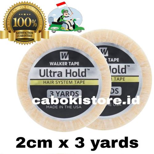 Foto Produk Toupee Tape Walker Tape Ultra Hold (2cm x 3 Yards) dari cabokistore.ID